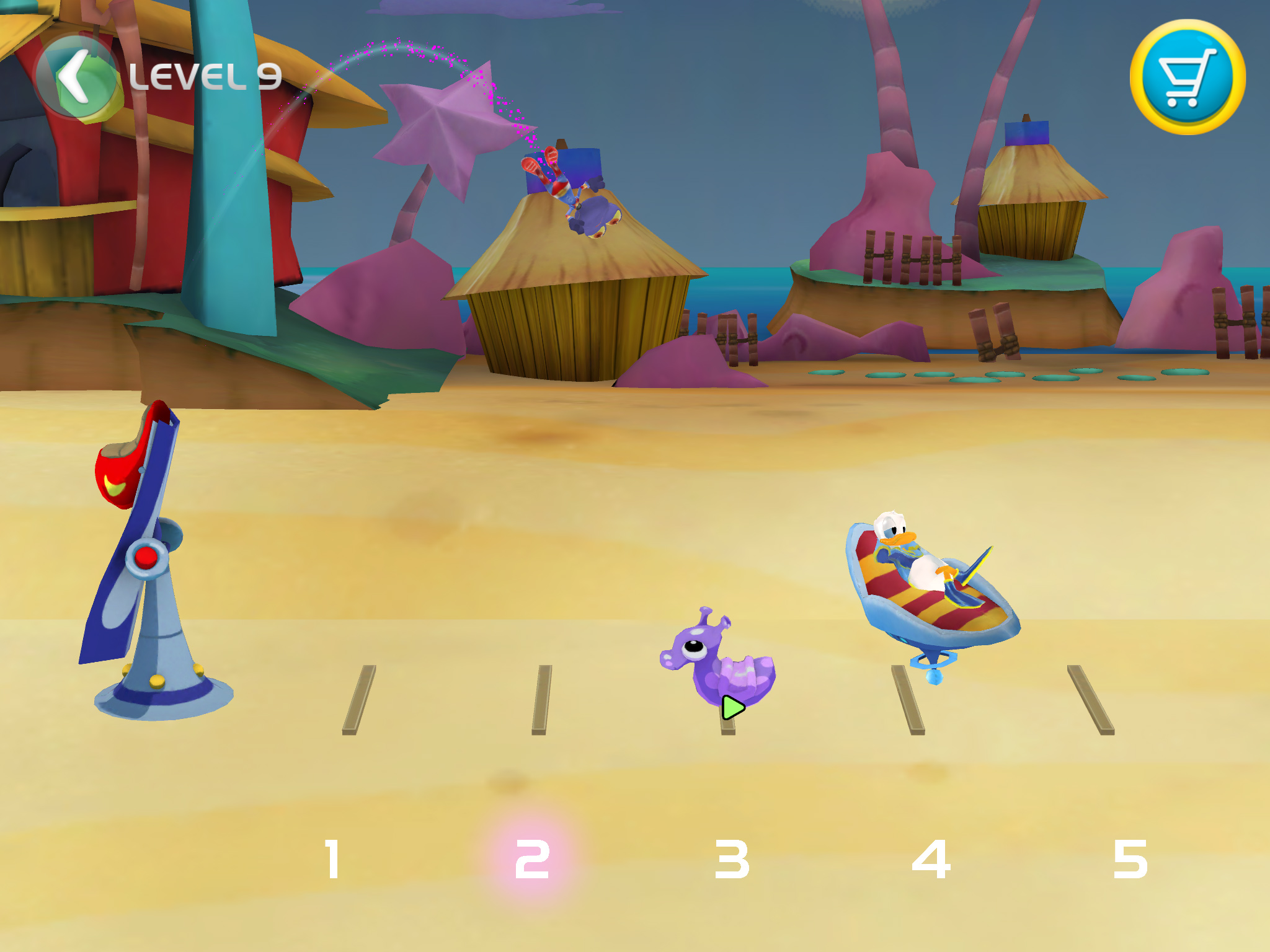 Mickey's Magical Math World: Animations by 2nd Studio